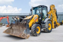 JCB 3CX Contractor back hoe loader Year: 2011 S/N: 2012937 Recorded Hours: 4181 A562831