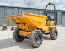 Thwaites 3 tonne swivel skip dumper Year: 2012 S/N: 1208C2421 Recorded Hours: 2506 21863