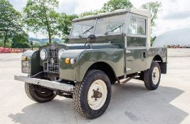 Land Rover Series 1 88 inch 4x4 diesel light utility vehicle Registration Number: NFR 173 Date of