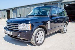Range Rover VOGUE TDV8 3628cc diesel 5 door estate car Registration number: AV56 YDN Date of