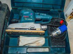 Bosch 240v sander c/w carry case 50356