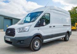 Ford Transit 350 RWD 2.2 TDCI 100 LWB high roof diesel panel van