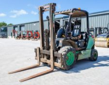 Ausa C150H 1.5 tonne diesel driven fork lift truck Year: 2008 S/N: 12059813 Recorded Hours: 2329