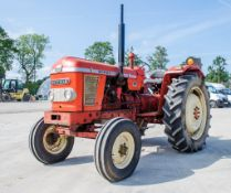 Nuffield 4/65 diesel 2WD tractor Registration Number: OSS 537G Date of Registration: 19/05/1969