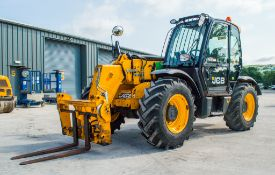 JCB 535-95 9.5 metre telescopic handler Year: 2014 S/N: 342574 Recorded Hours: 2143 A644547 c/w
