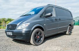 MercedesVito 109 CDI2148cc 2 door diesel panel van Registration number: HN60 UJP Date of