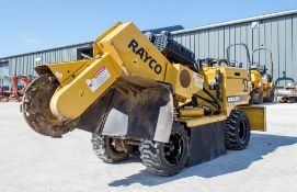 Rayco RG35 petrol driven 4x4 stump grinder Year: 2016 S/N: 0110916 Recorded Hours: 226 A733027