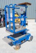 Peco Lift push around manual access platform A694975