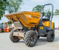 Terex TA2-SE 2 tonne hi-tip swivel skip dumper dumper Year: 2011 S/N: 3MP2282 Recorded Hours: 1234