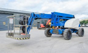 Nifty HR21D 4x4 diesel driven articulated boom access platform Year: 2007 S/N: 2116142 Recorded