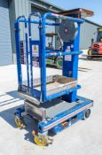Peco Lift push around manual access platform EL546 SBR