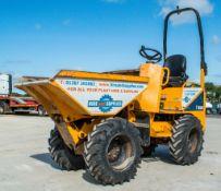 Thwaites 1 tonne hi-tip dumper Year: 2014 S/N: 7434 Recorded Hours: 1295 18272