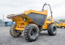 Thwaites 9 tonne straight skip dumper Year: 2018 S/N: 2090 Recorded Hours: 1081 c/w road light kit