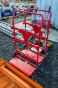 3 - fire extinguisher trolleys