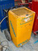 Andrews HD500 S3 dehumidifier WOOD0511 CO