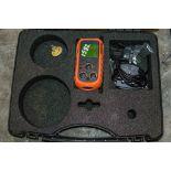 GMI gas detection alarm c/w carry case LM903110