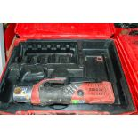 Novopress cordless pipe crimping/press machine c/w carry case ** No charger or battery**