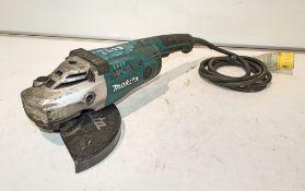 Makita GA9020 110v angle grinder 10120679
