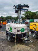 Generac VB9 diesel driven fast tow tower light Year: 2016 S/N: 1604753 A754149