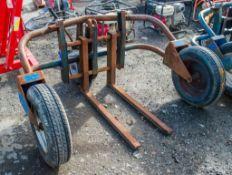 Probst rough terrain pallet truck