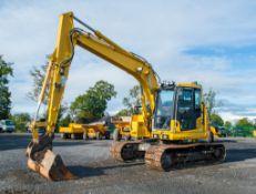 Komatsu PC 138 US - 11 14 tonne steel tracked excavator Year: 2017 S/N: 50222 Recorded Hours: 5238