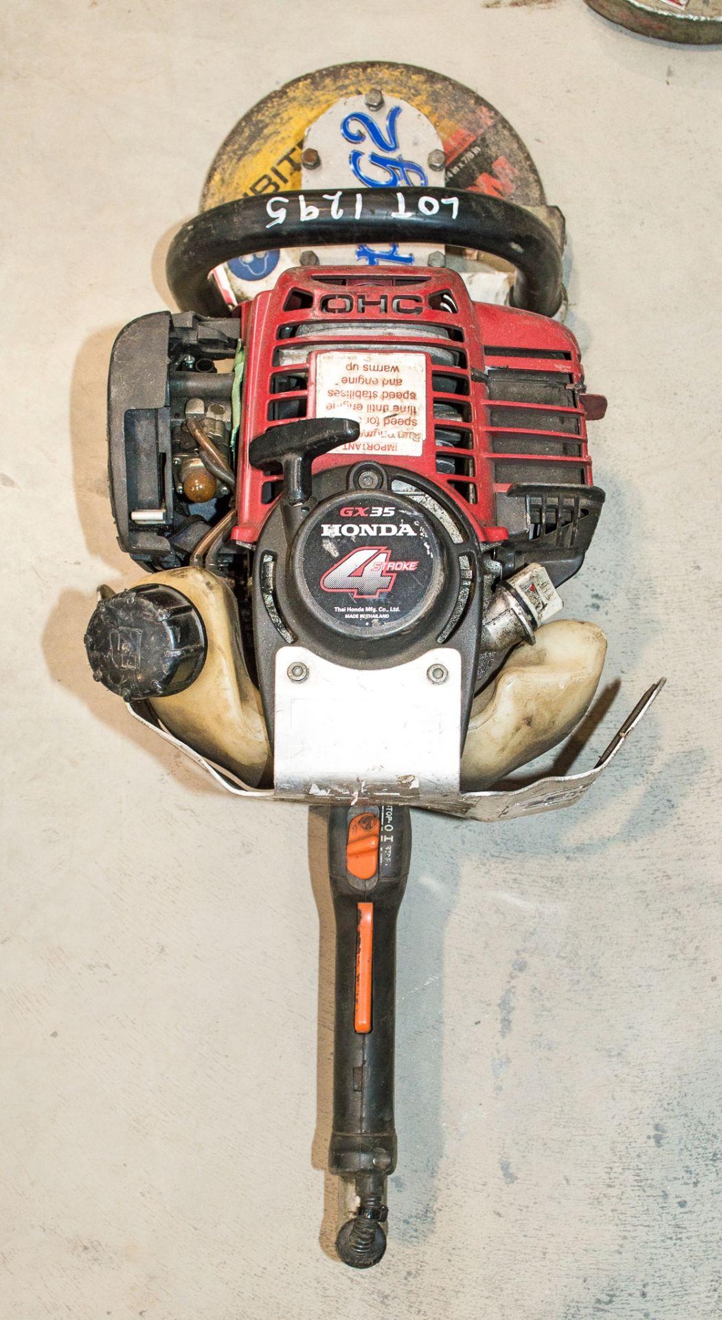 Geismar PHG2 petrol driven 4 stroke cut off saw - Image 2 of 2