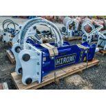 Hirox HD-X30 hydraulic breaker to suit 13 tonne excavator ** Unused **