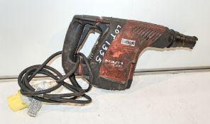 Hilti TE300 110v SDS rotary hammer drill ** Chuck missing **