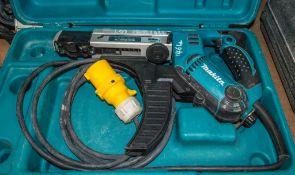 Makita 6843 110v screw gun c/w carry case 04190506