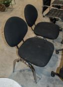 2- Office chairs