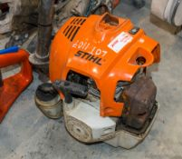 Stihl petrol driven strimmer ** For spares, engine only **