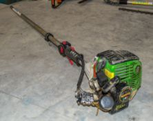 Active petrol driven strimmer ** Parts missing **