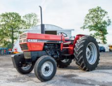Case international 885 diesel 2WD tractor  Recorded hours: 3380