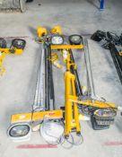 5 - misc 110 volt site lights