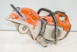 Stihl TS420 petrol driven cut off saw ** Pull cord missing ** 0227A962