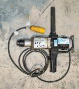 Atlas Copco B4-32 110v diamond drill 03050059