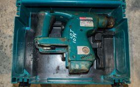 Makita BHR200 24v SDS rotary hammer drill c/w carry case ** No battery or charger ** A990125