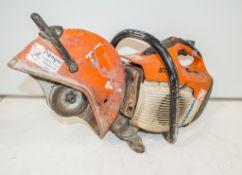 Stihl TS410 petrol driven cut off saw 0227A450 ** Pull cord assembly missing **