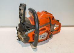 Husqvarna 550XP petrol driven chainsaw ** Parts missing ** 1503-1113