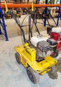 Garden Master petrol driven turf cutter 21547010