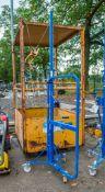Plaster board hoist c/w 2 - extensions 08796422