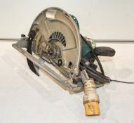Makita 5903R 110v circular saw ** Parts missing **