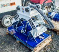 Hirox hydraulic excavator compactor attachment to suit 5-8 tonne excavator ** Unused **