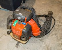 Husqvarna 570BTS backpack leaf blower 1208-1100