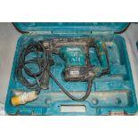 Makita HR3210C 110v SDS rotary hammer drill c/w carry case MAK0437