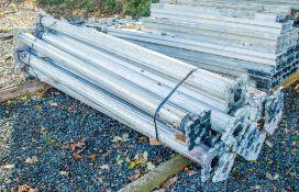 15 - aluminium adjustable trench props