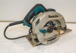 Makita HS7601 110v circular saw A702421