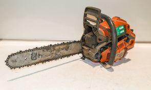 Husqvarna 550XP petrol driven chainsaw ** Parts missing ** 1611-1132