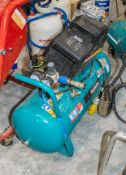 Makita AC 1350 110v mobile air compresser ** Damaged ** 1705- MAK-1501