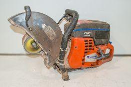 Husqvarna K760 petrol driven cut off saw 15040521